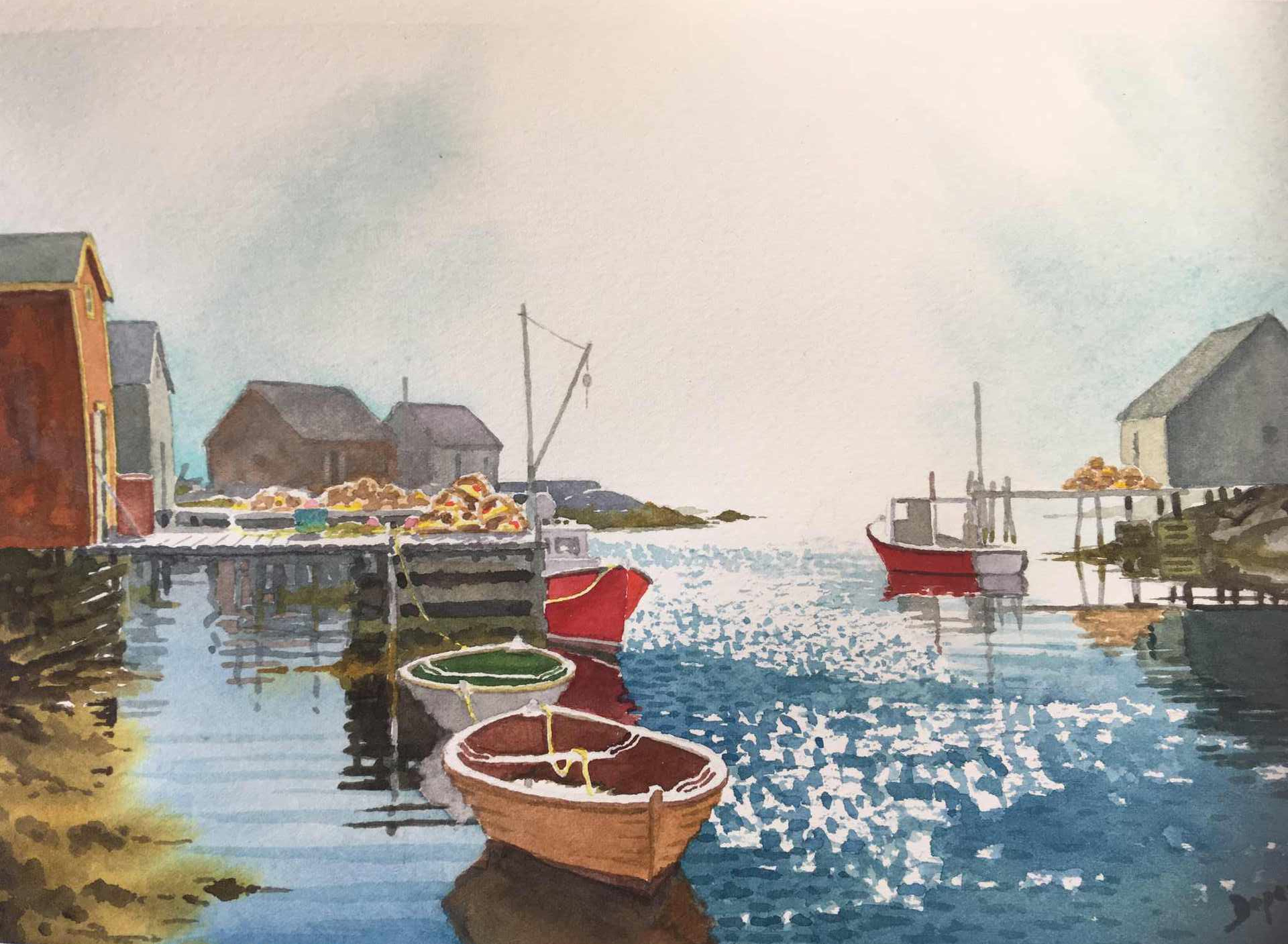 Albert's Wharf Gallery